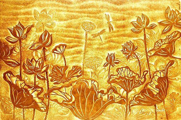 Trúc chỉ Garden - Nơi Giấy trở thành những tác phẩm nghệ thuật